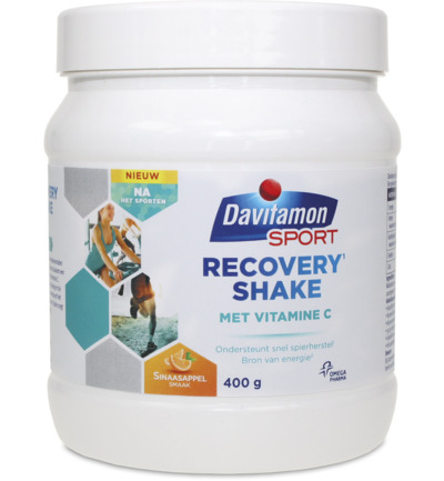 Sport recovery shake