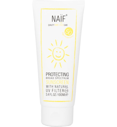 Baby protect suncare F50