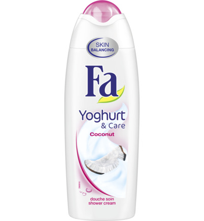 Fa Shower Cr.yoghurt Cocos  ^ 250 ML