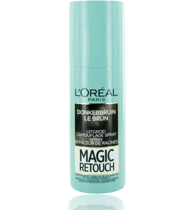 Magic retouch bruin spray