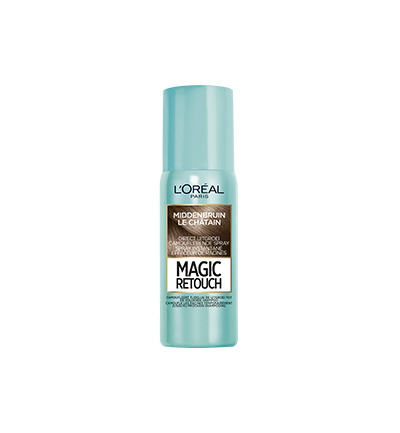 Magic retouch midden bruin spray