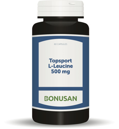 Topsport L-leucine 500 mg
