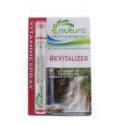 Revitalizer blister