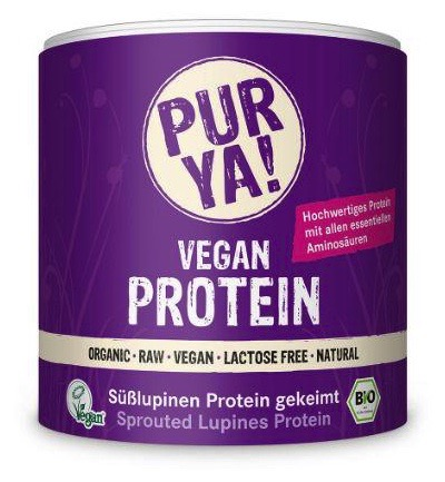 Vegan protein sprout lup