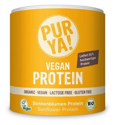 Vegan protein sunflower