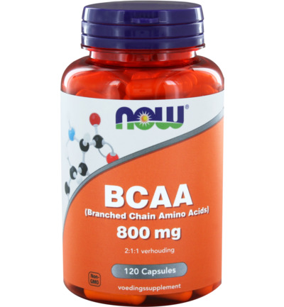 BCAA 800 mg (Branched Chain Amino Acids)