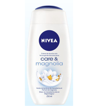 Douche care & magnolia