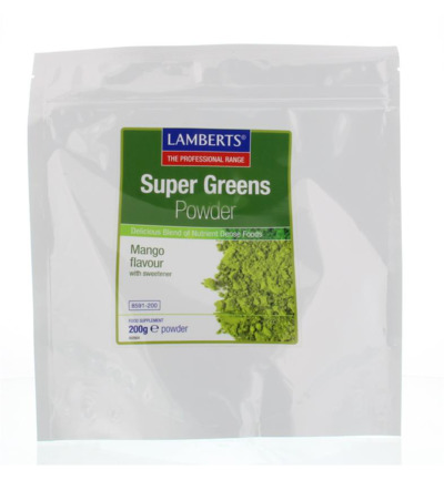 Super greens poeder