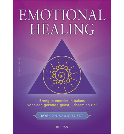 Emotional healing boek & kaartenset