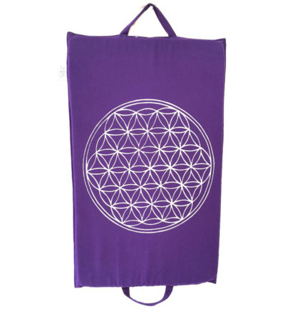 Acupressure spijkermat flower of life