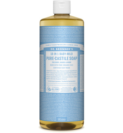 Baby liquid soap neutral mild