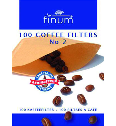 Finum Koffiefilters No2 100st