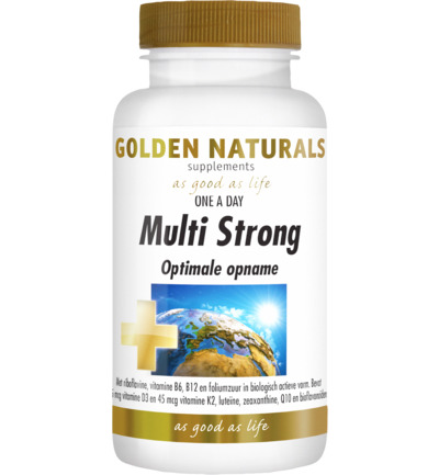 Multi strong gold