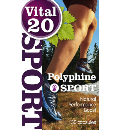 Polyphine sports 587 mg