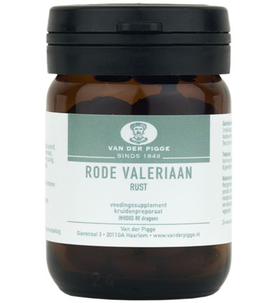 Rode valeriaan 140 mg
