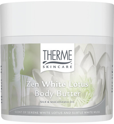 Bodybutter zen white lotus