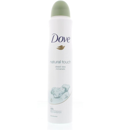 Deodorant spray natural touch actie