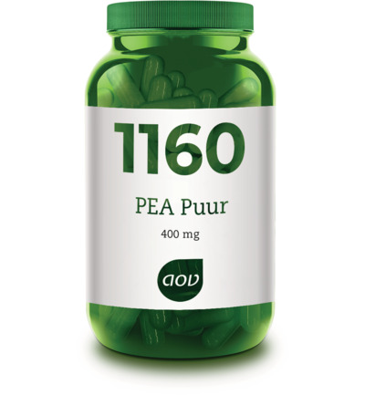 1160 Pea Puur 400mg