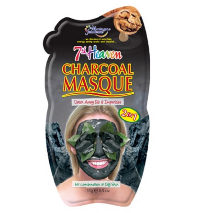 7th Heaven face mask charcoal