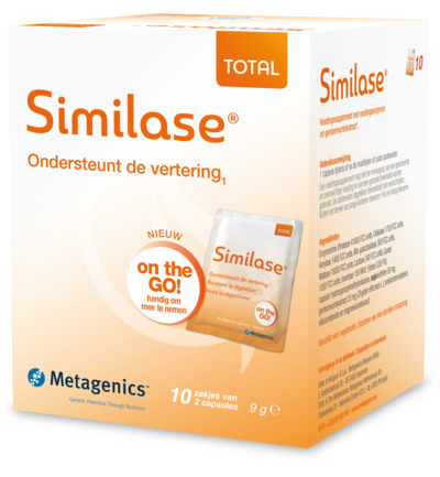 Similase total on the go