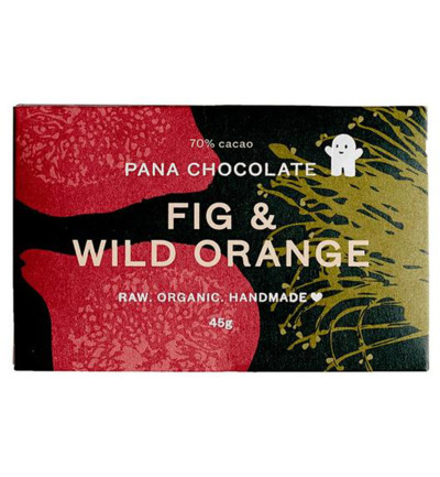 Fig & wild orange 70% cacao