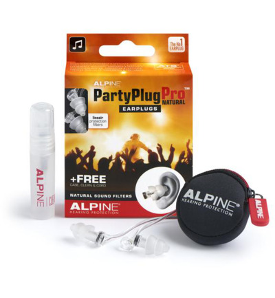 Partyplug pro natural