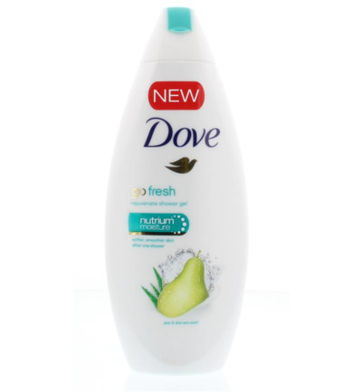 Shower go fresh pear