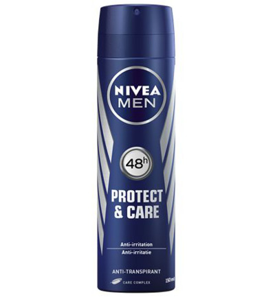 Men deodorant protect & care