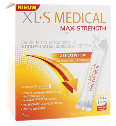 Max strength sticks