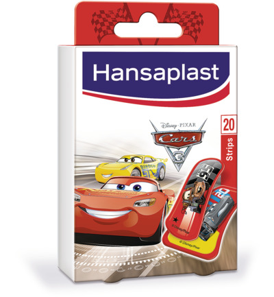 Pleister strip cars