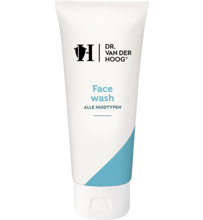 Face wash tube