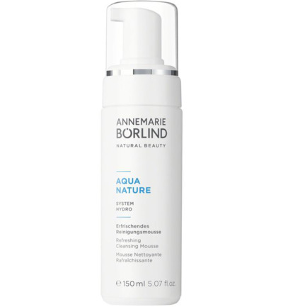Aquanature verfrissende cleanser