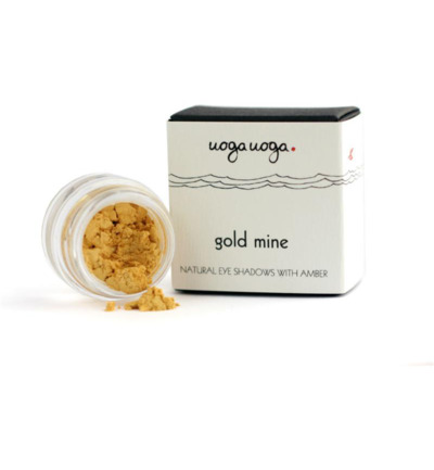 Eyeshadow 741 gold mine bio