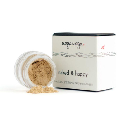 Eyeshadow 710 naked & happy bio