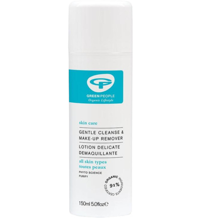 Gentle cleanse & make up remover
