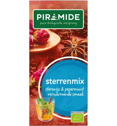 Sterrenmix thee eko