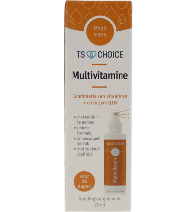Vitaminespray multivit