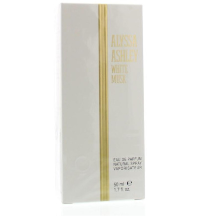 Allyssa Ashley White Musk Eau de Toilette 50ml
