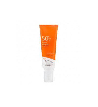 Sunscreen spray F50+