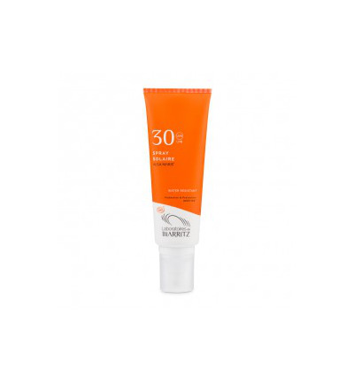 Sunscreen spray F30