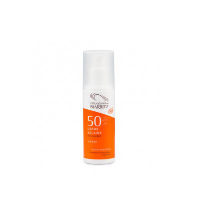 Sunscreen facecream F50