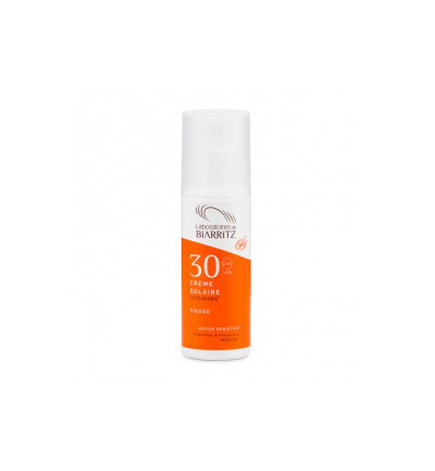 Sunscreen facecream F30