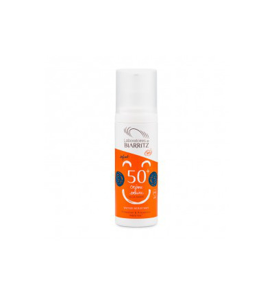 Sunscreen for children cream F50+