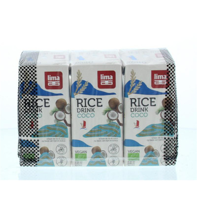 Rice drink coco minipack