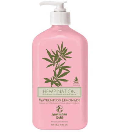 Hemp nation bodylotion watermelon lemon
