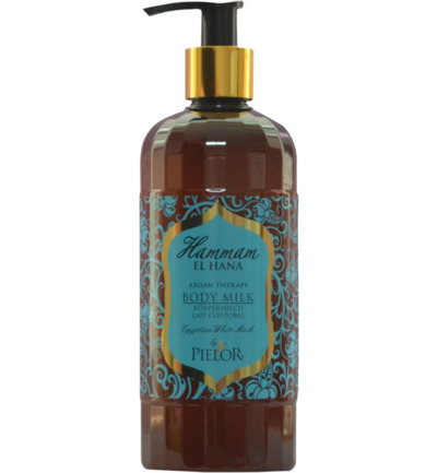 Argan therapy Egyptian musk body milk