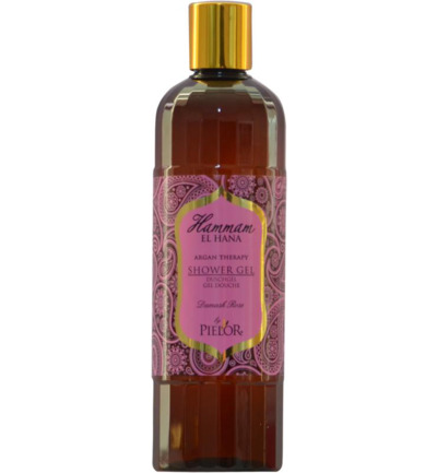 Argan therapy Damask rose shower gel