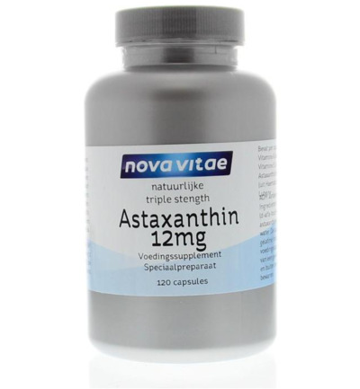 Astaxanthine triple strength 12 mg