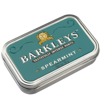 Classic mints spearmint