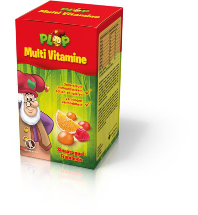 multivitamine plop gummies